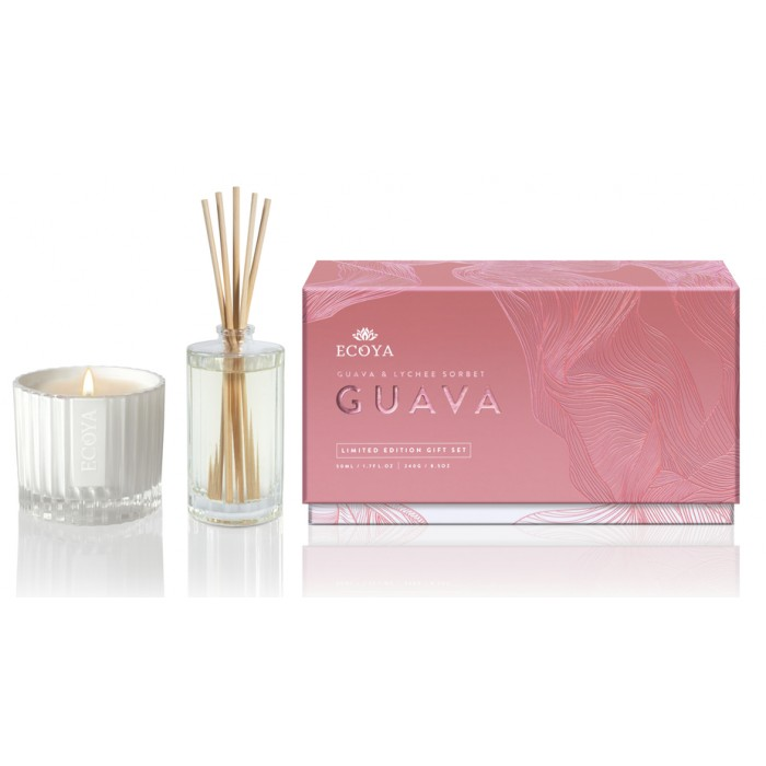 ecoya_guava_lychee_sorbet_candle_and_diffuser_gift_set_-_limited_edition