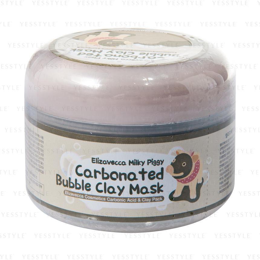 Elizavecca Milky Piggy Bubble Clay Mask