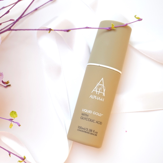 Alpha-H Liquid Gold Glycolic Acid Resurfacing Treatment cult favourite