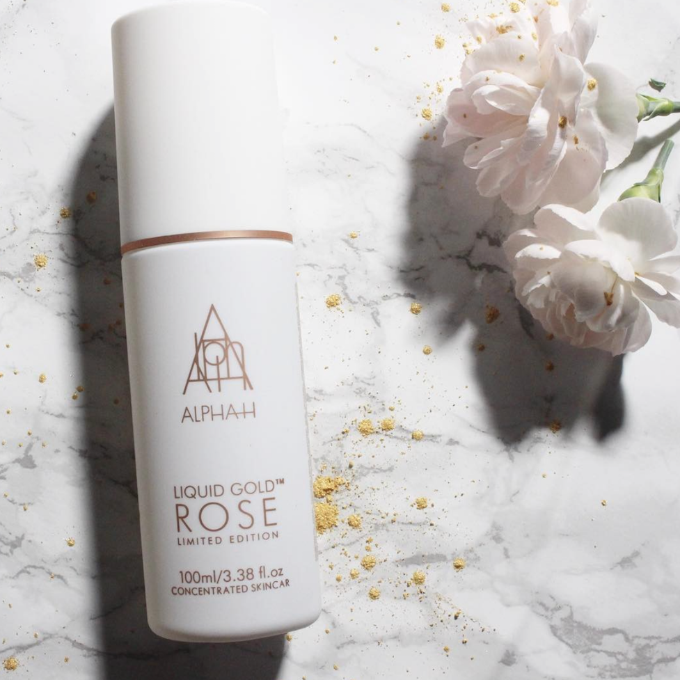 Alpha-H Liquid Gold Rose Glycolic Acid Resurfacing Treatment cult favourite