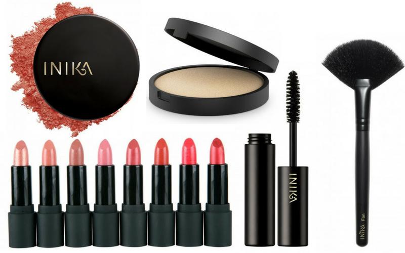 Inika Mineral Makeup Australian vegan makeup brand
