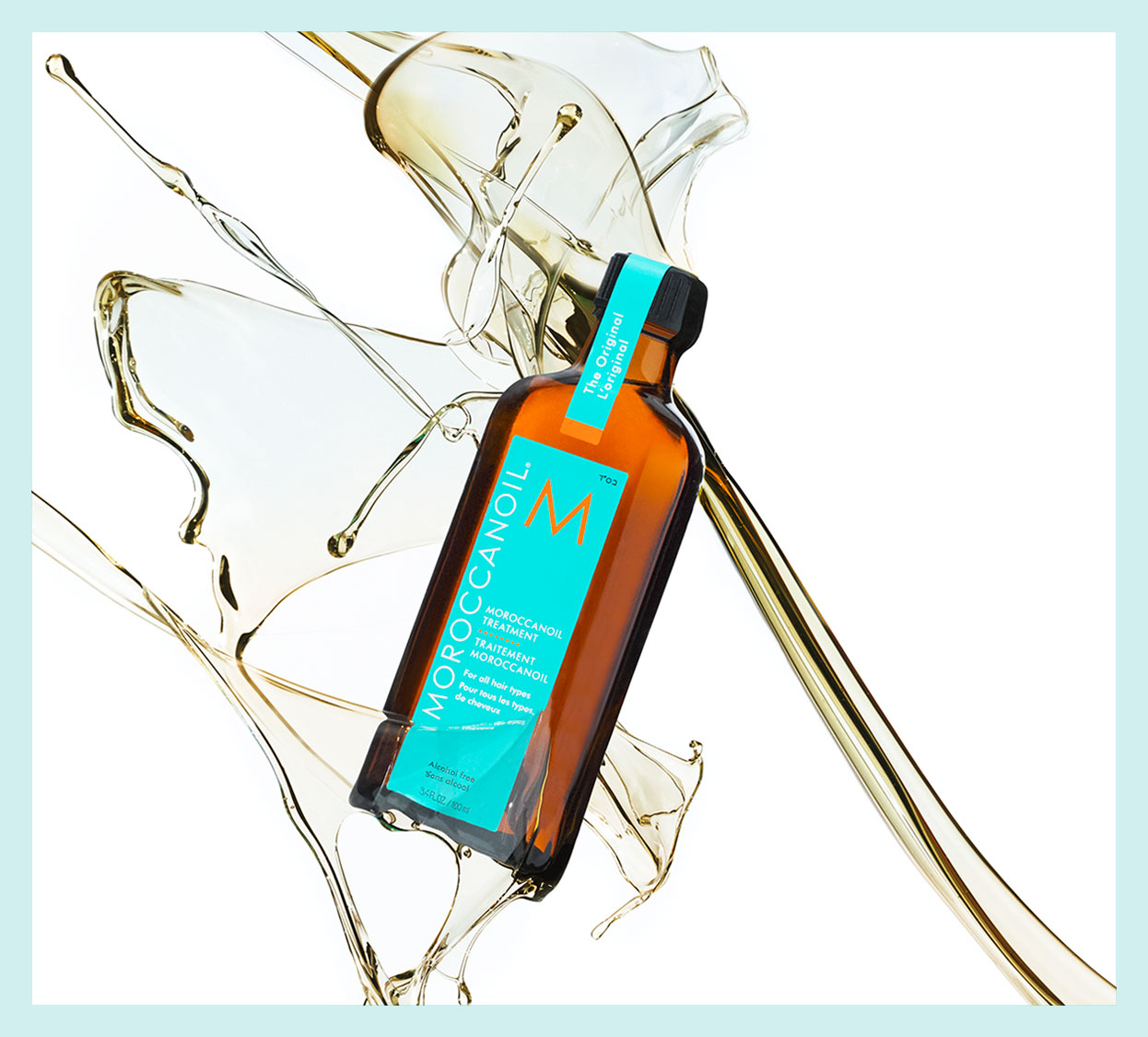 Moroccanoil Original Oil Treatment