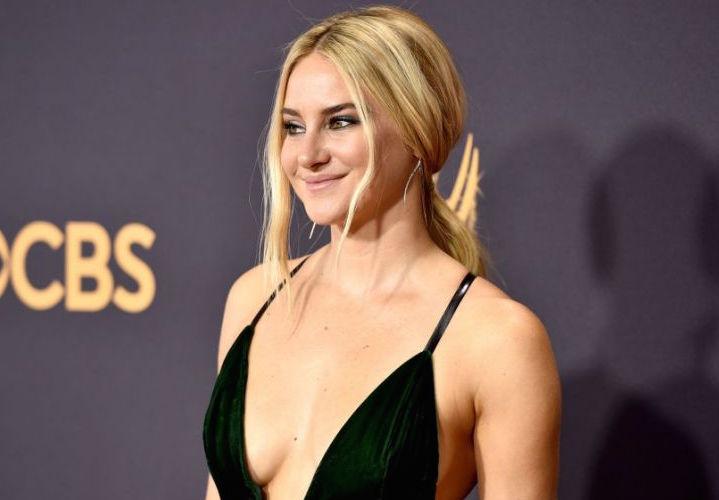 Shailene Woodley Emmy Awards 2017