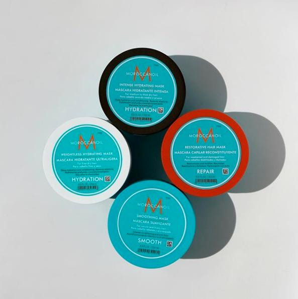 Moroccanoil Restorative hair mask treatment
