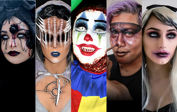 Vote For Your Fave Halloween Look + WIN!