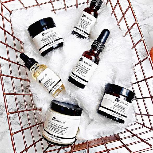 Dr Botanicals natural skincare organic