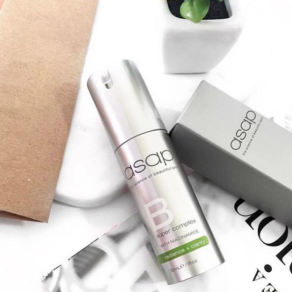 asap Skin Products Asap Super B Complex skincare serum