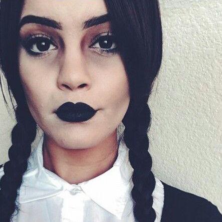 Wednesday Addams Halloween costume the Addams Family