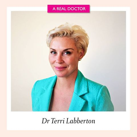 Dr Terri Labberton Wrinkles Schminkles endorsement silicone skincare