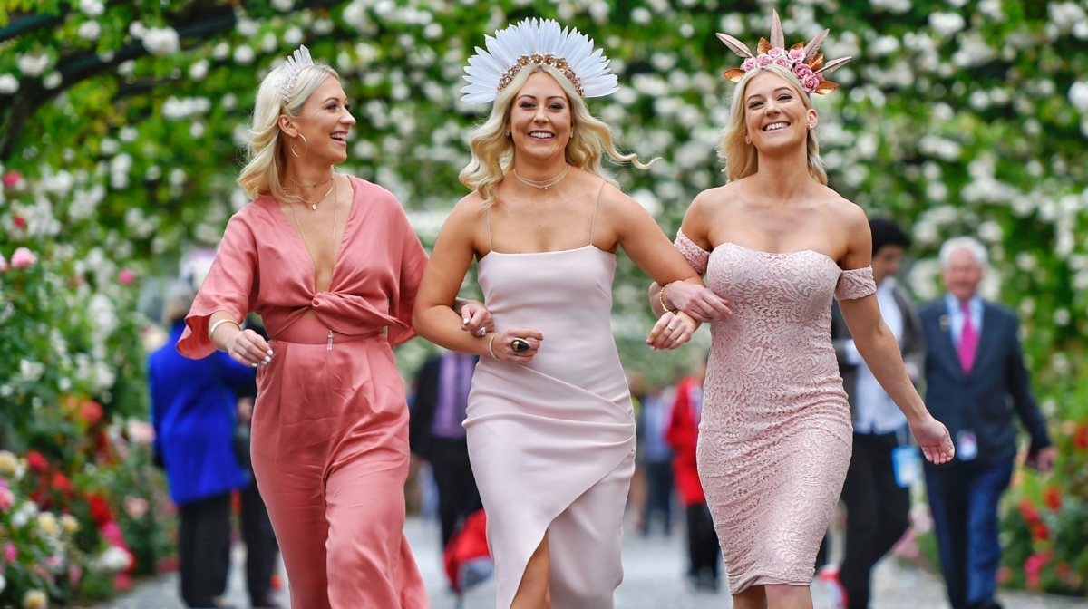 Makeup Trends We Spotted at the 2017 Melbourne Cup