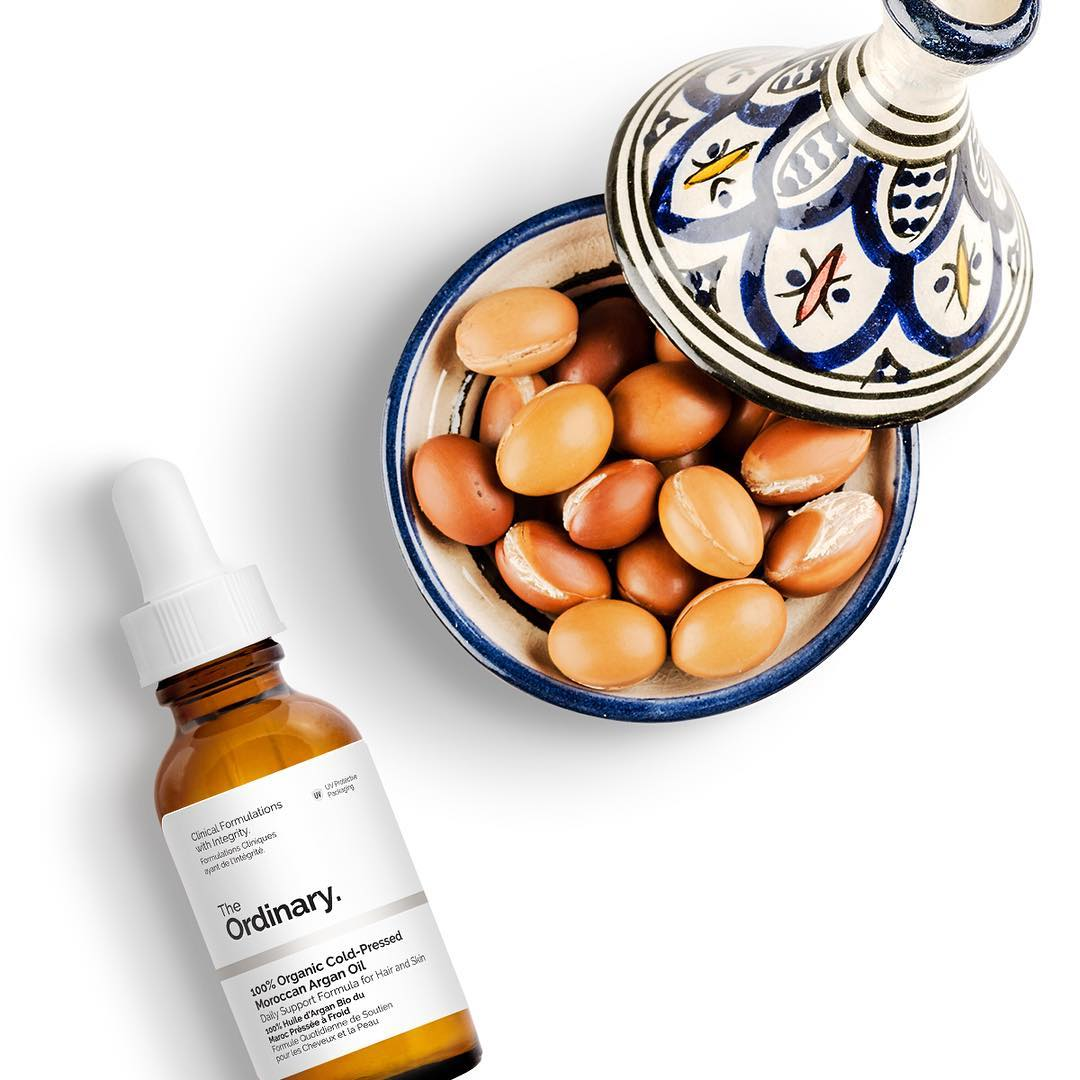 The Ordinary Moroccan Argan Oil Secret Santa gift skincare for mum