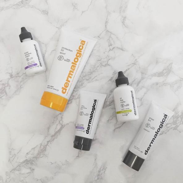 Dermalogica Oil Free Matte SPF30 sunscreen