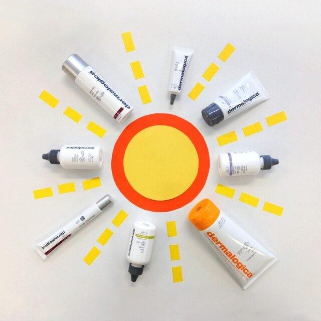 Dermalogica SPF sun care sunscreen