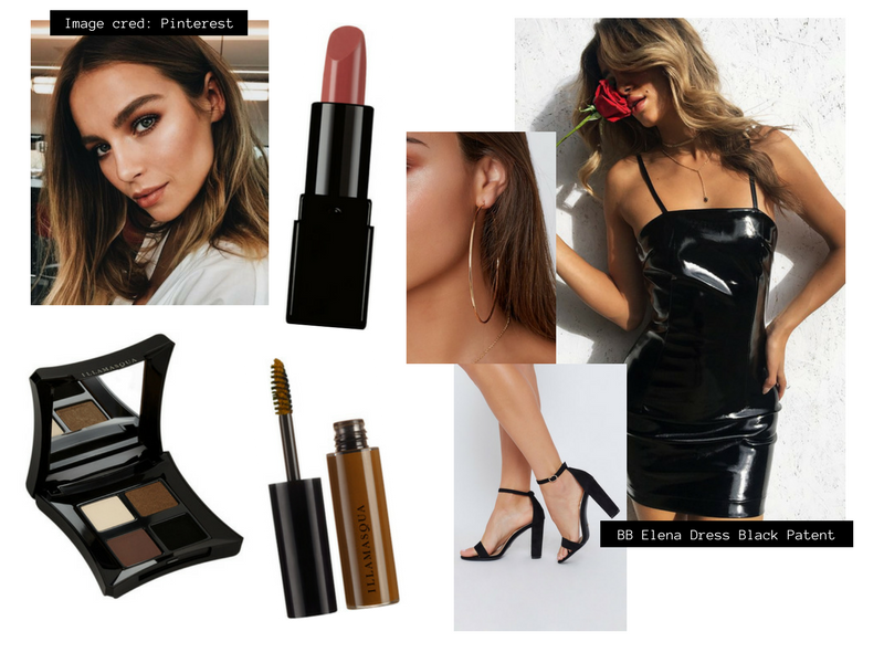 RY Illamasqua and Beginning Boutique Club Chic look makeup outfit