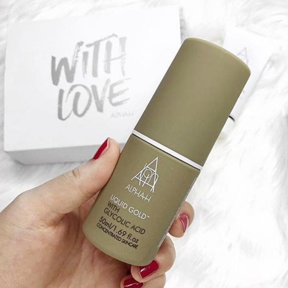 Alpha-H Liquid Gold Cult Favourite Skincare Product