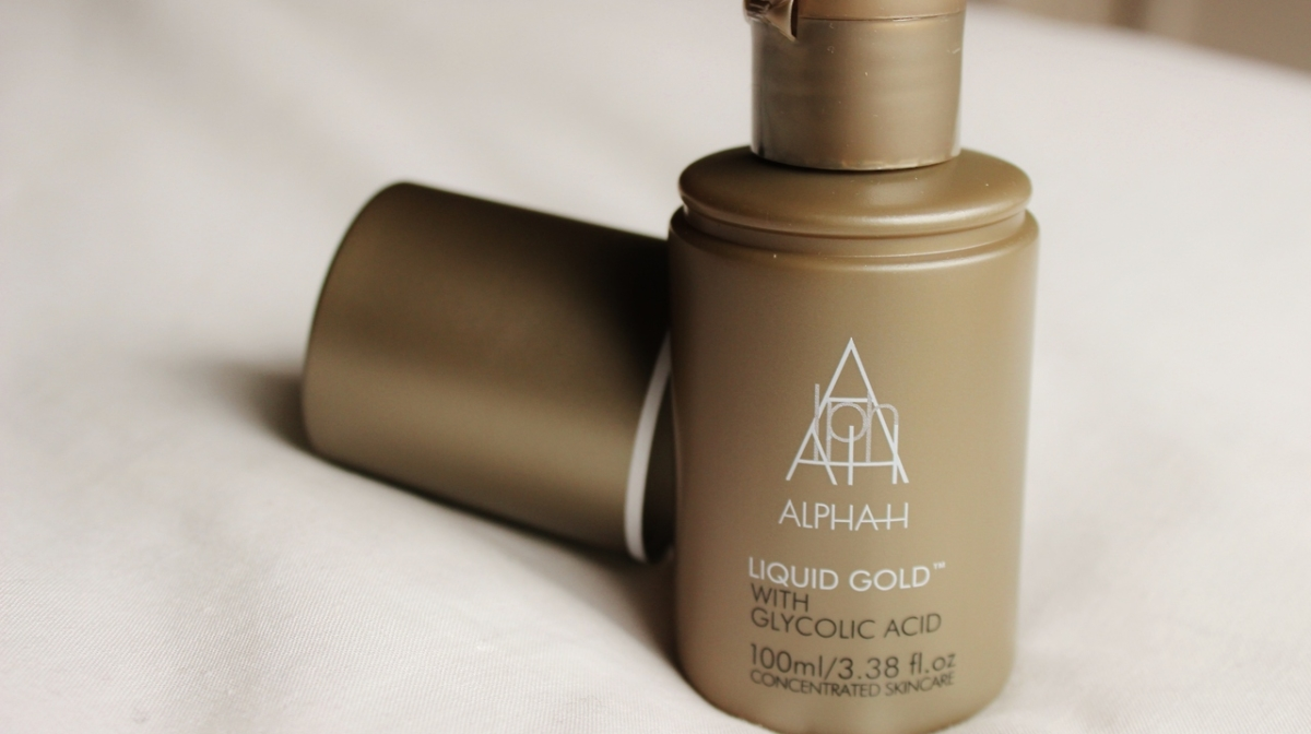 Why The Alpha-H Liquid Gold is Still Our Go-To Exfoliator
