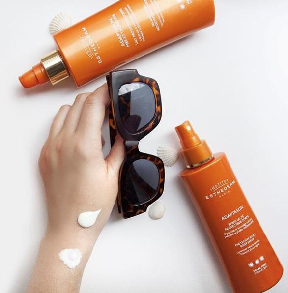 Institut Esthederm Body Care SPF Sunscreen Tan Optimisers