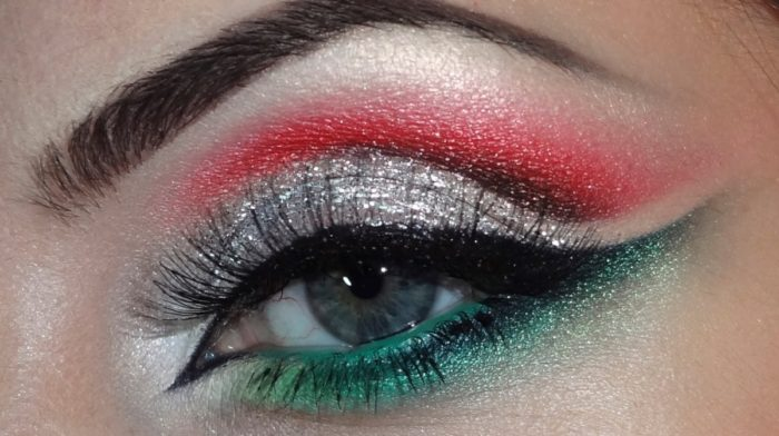 4 Christmas Party Makeup Looks to Get You in the Festive Mood