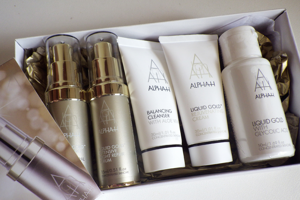 Alpha-H Liquid Gold Collection Michelle Doherty Q&A