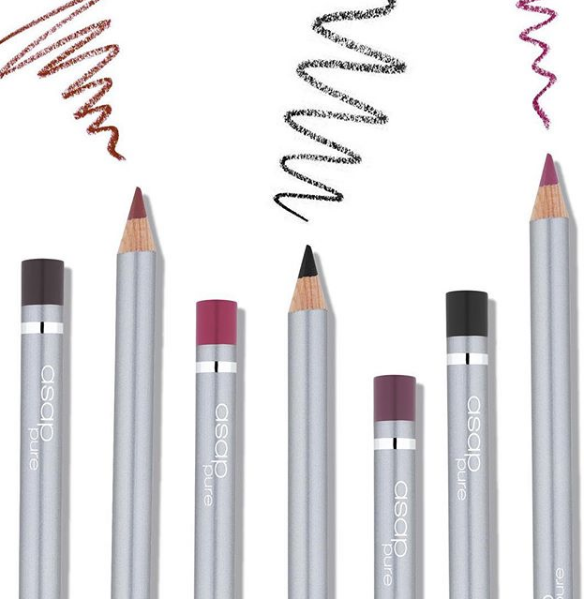 asap Pure Mineral Lip Pencils