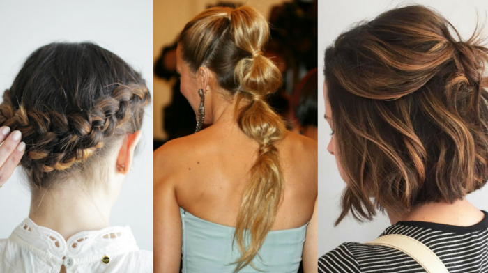 3 Simple Back to School Hairstyles You Can Recreate