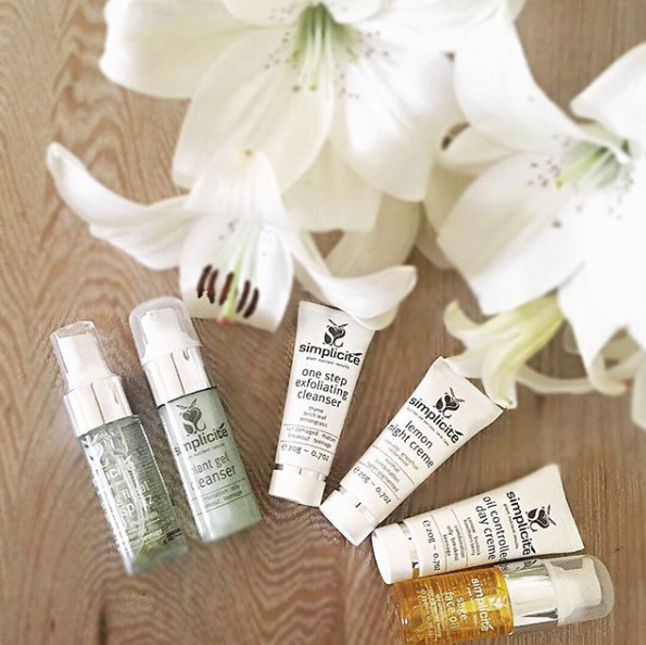 Australian-owned beauty brands Simplicite skincare natural organic