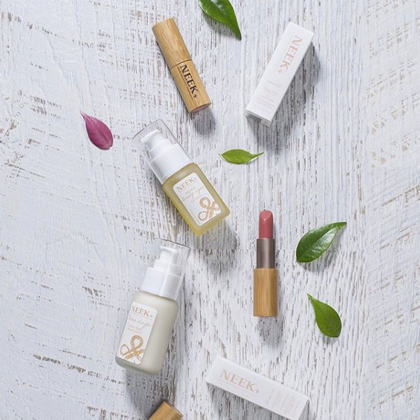 NEEK Skin Organics natural vegan ethical makeup and skincare