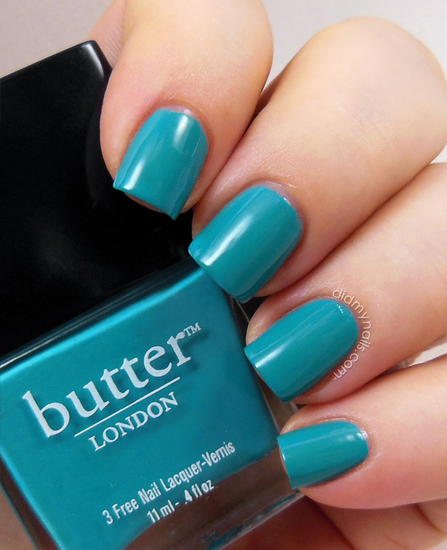 Butter London Slapper Nail Lacquer Horoscope Beauty Aquarius