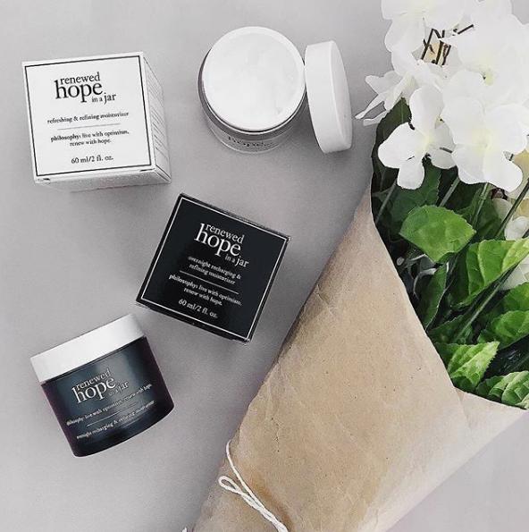 Philosophy moisturiser Renewed Hope in a Jar