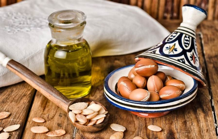 Pure Argan Oil Natural Beauty Ingredient