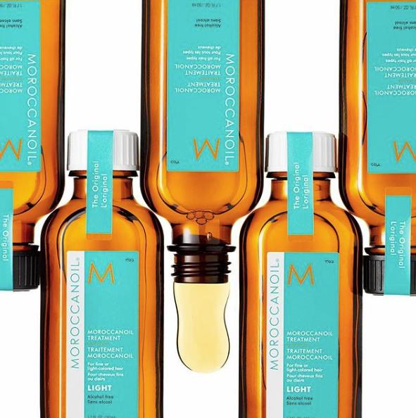 Moroccanoil Original Oil Treatment Argan Oil Haircare