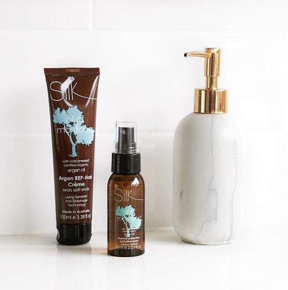 Silk Oil of Morocco Argan Oil Haircare Skincare