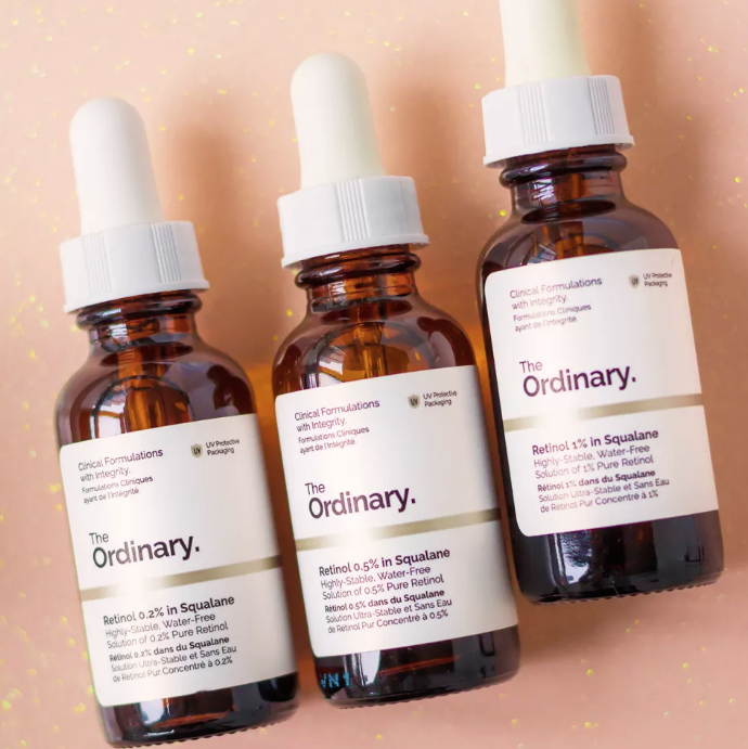 The Ordinary Retinol 2% in Squalane
