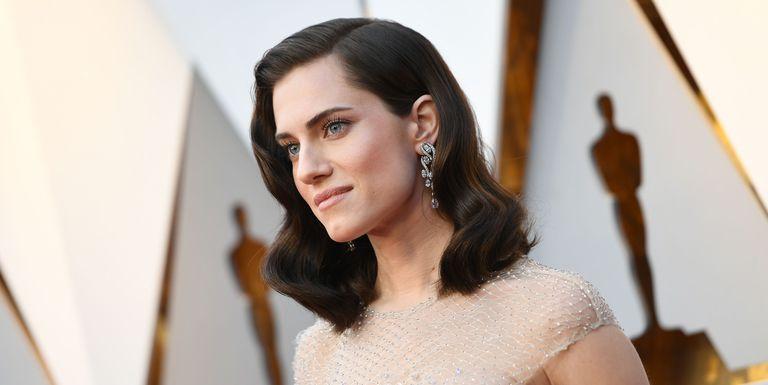 Allison Williams 2018 Academy Awards makeup look