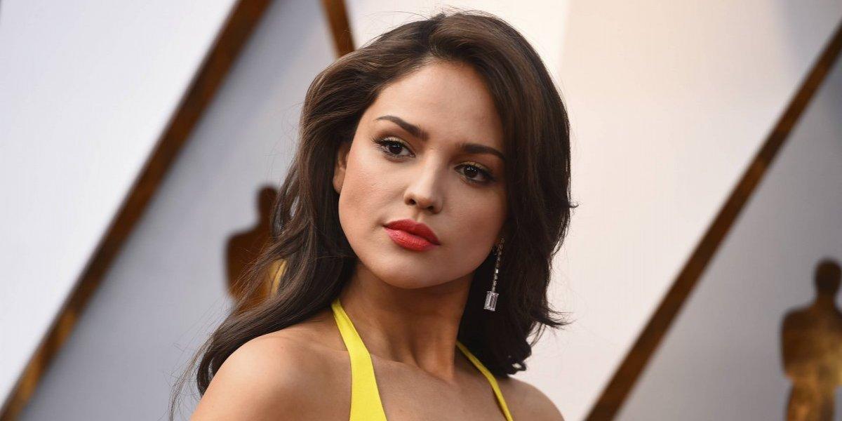 Eiza Gonzalez 2018 Academy Awards makeup look