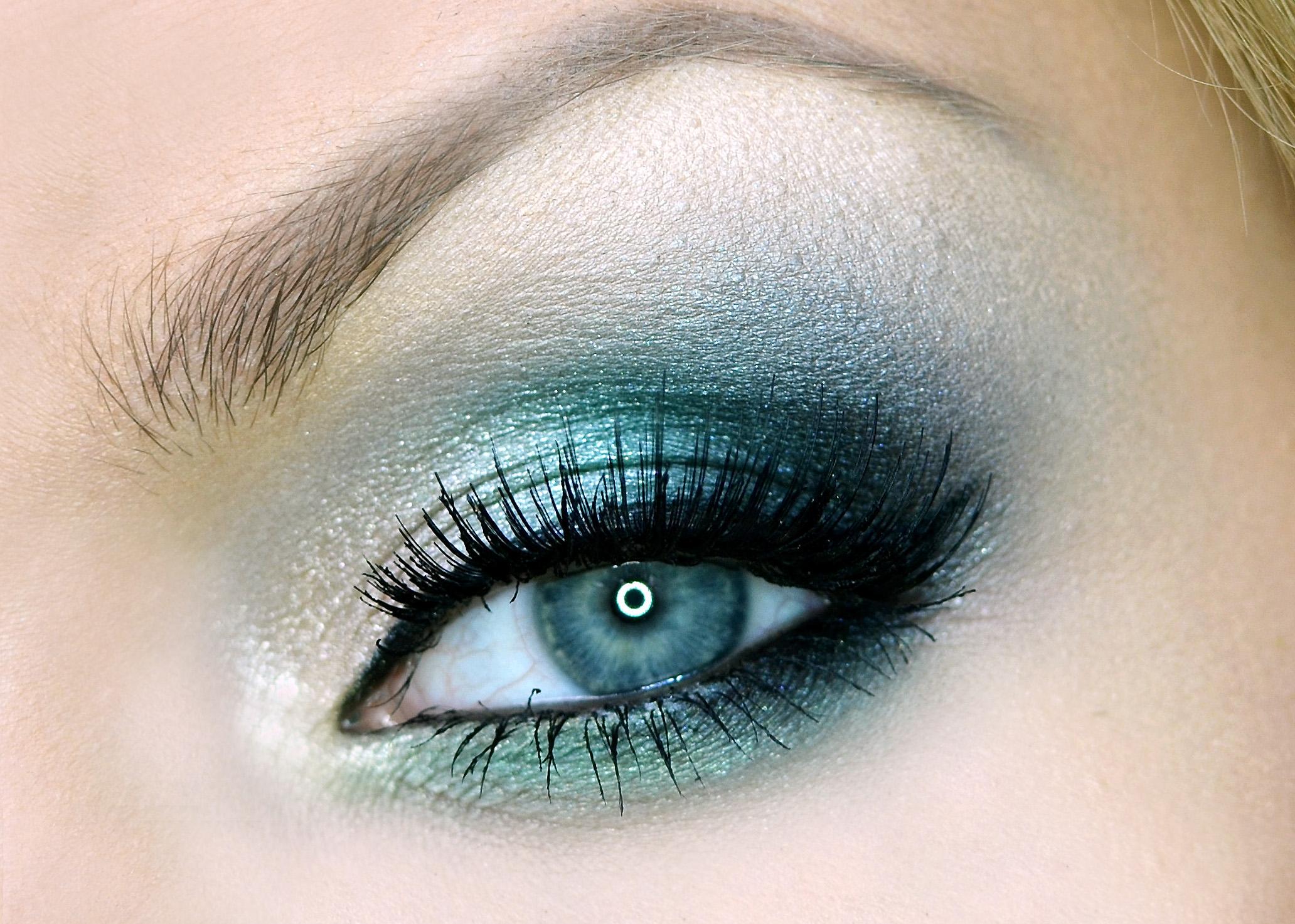 Pisces Beauty Sea Green Makeup Makeup Geek