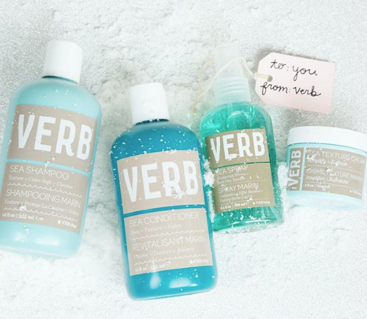 VERB Products professional haircare Sea Spray