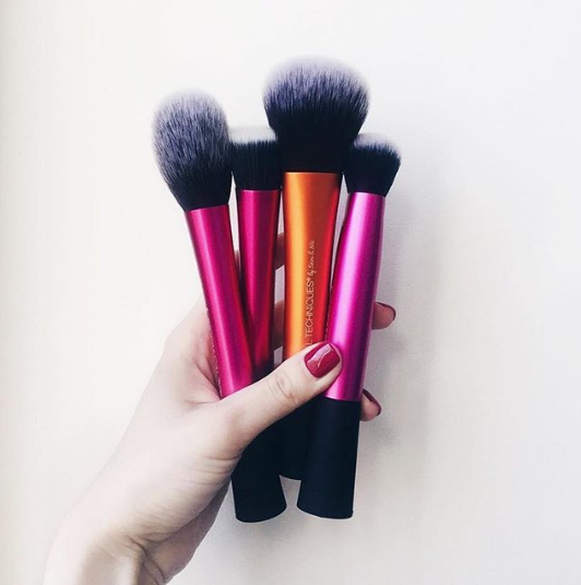 Real Techniques Makeup Brushes Collection