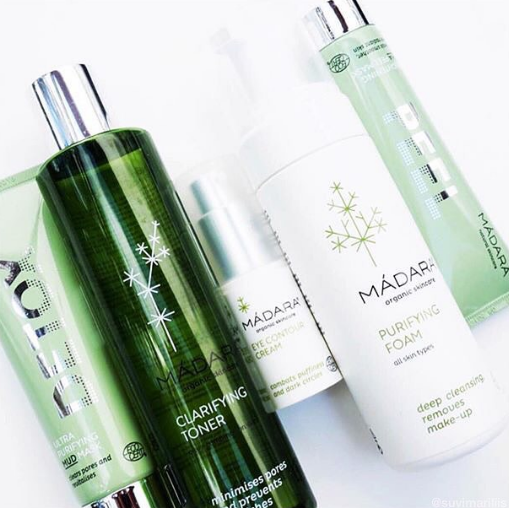 Purifying skincare MADARA Purifying Foam