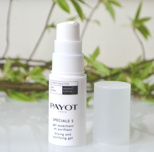 Purifying skincare PAYOT Drying and Purifying Gel Speciale 5