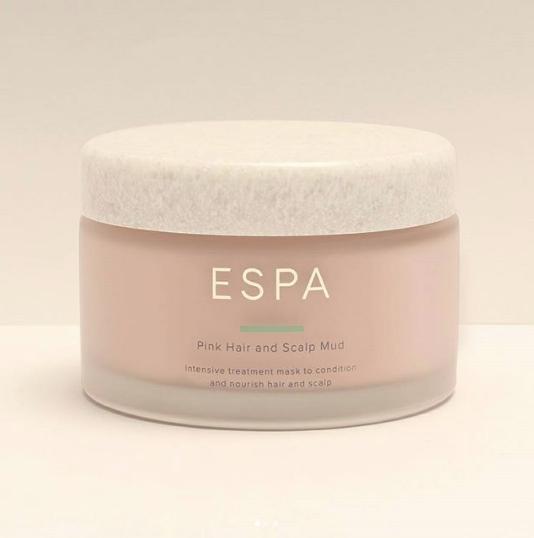 ESPA bestsellers Pink Hair and Scalp mud