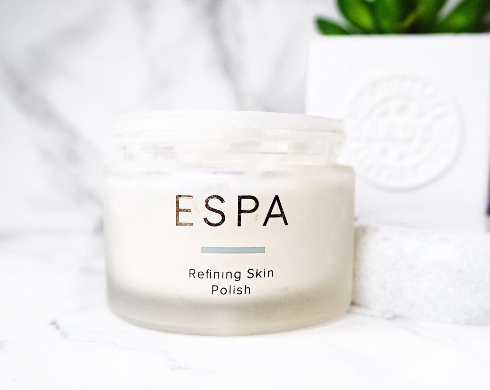 ESPA bestsellers Refining Skin Polish via India-Robyn