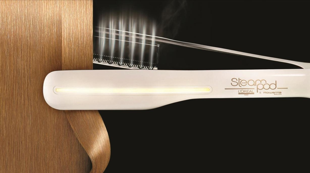 L'Oreal Professionnel SteamPod is Back — and Better Than Ever!
