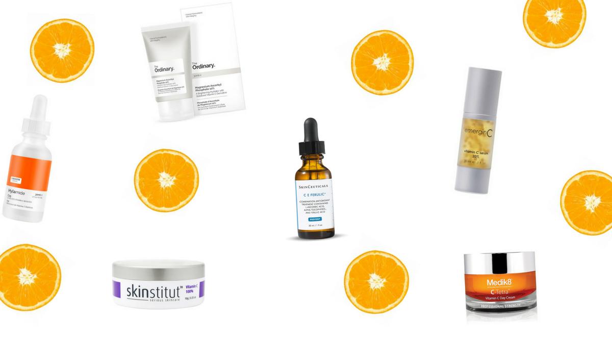 Vitamin C Skincare Bound to Brighten Your Complexion