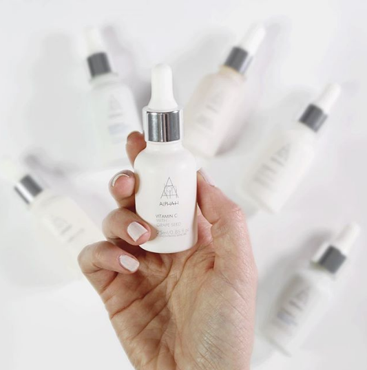 Alpha-H Vitamin C with Grapeseed Anti-Pollution Skincare