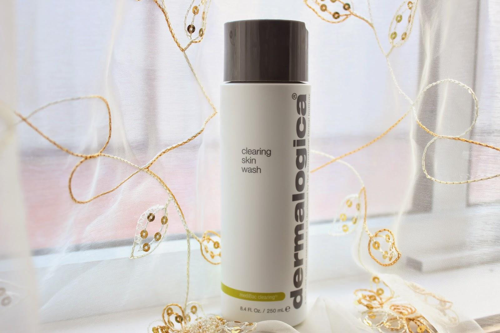 Dermalogica Medibac Clearing Skin Wash Beta Hydroxy Acids