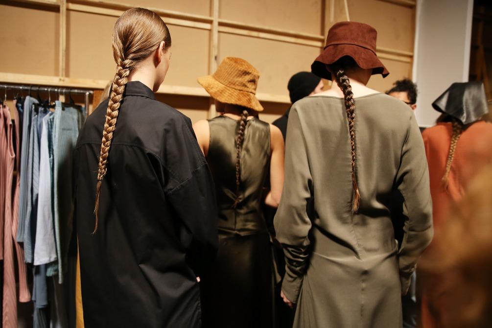 Fashion Week Beauty Looks MBFWA Albus Lumen 2