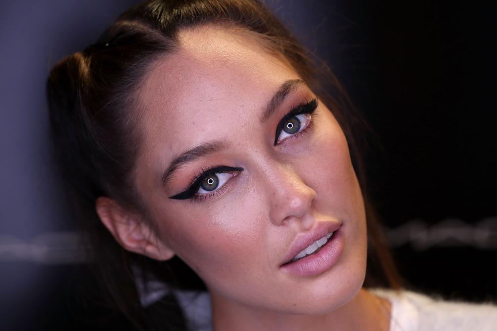 Fashion Week Beauty Looks Alice McCall MBFWA