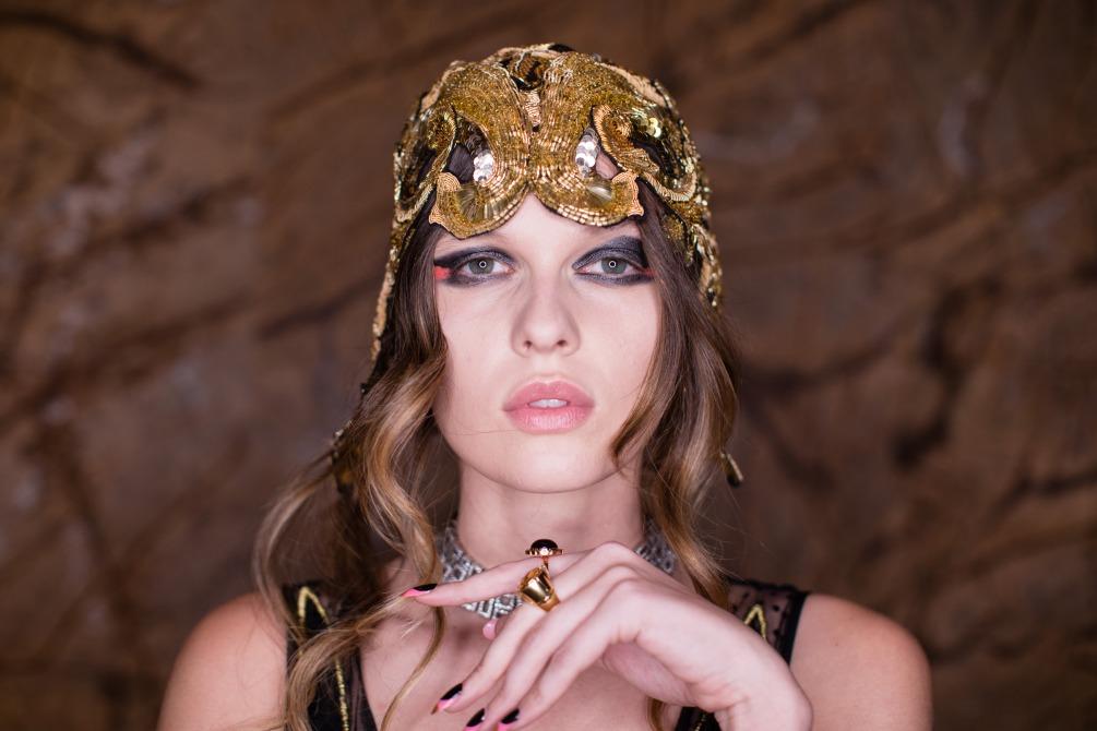 Fashion Week Beauty Looks MBFWA Romance Was Born 3