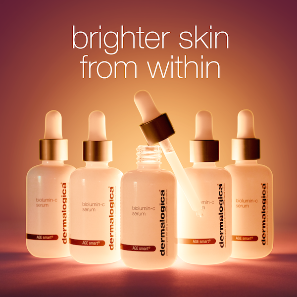 Dermalogica BioLumin-C Serum Group Shot